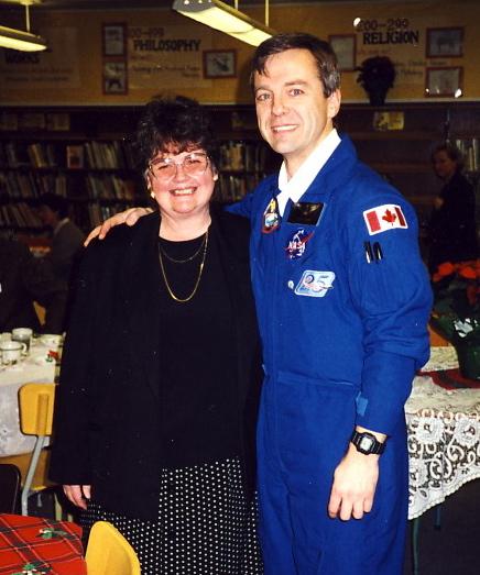 Carol Garvin & Robert Thirsk