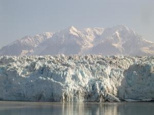 Hubbard Glacier Closeup
