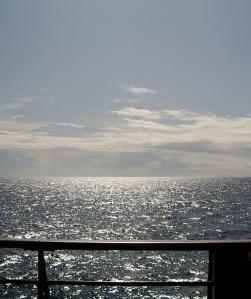 Sun-sparkled Ocean