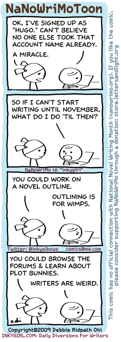 Outlining Wimps