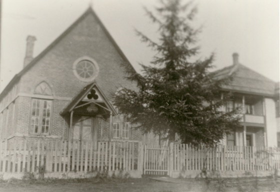 St. Andrew's Presbyterian Church, Haney, BC