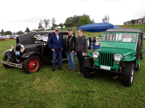 Our Vintage Vehicles