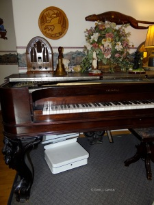 Chickering piano-1