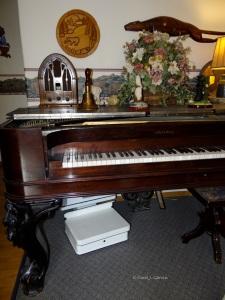 Chickering piano-1