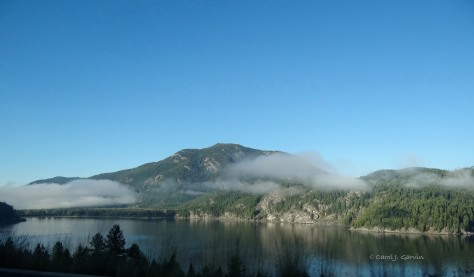 Moyie Lake (East Kootenays), BC