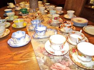 X Teacups