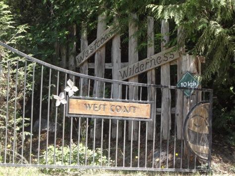 Wedding-gate